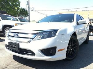 2012 Ford Fusion SEL  / / LOADED / 108795 KMS !!!!!