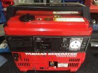 YANMAR YSG750 GENERATOR