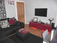 Availale 1st November, 2 bed fully furnished, gas heating, double gazed, shared garden £450 pcm