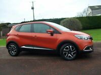 2013 RENAULT CAPTUR 0.9 5 DOOR D-QUE M-NAV NRG TC *£30 ROAD TAX*