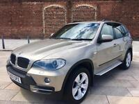 2007 / BMW X5 DIESEL / IMMACULATE / LOW MILES / LEATHER / MAY MOT .