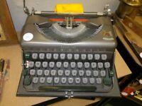Vintage Imperial Typewriter
