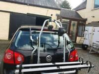 Thule cycle carrier rack VW