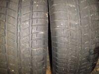 Snow tyres 205 /55/ 16