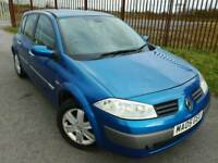 2005 RENAULT MEGANE 1.4 - MOT JUNE 2018, 80K MILES, GENERALLY CLEAN AND TIDY, CHEAP PX TO CLEAR!!.