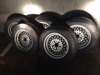 Original BMW E34, E32 - Style 7 wheels