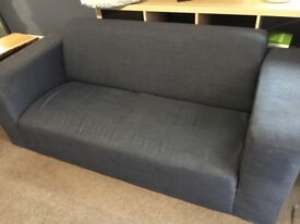 FREE!!! to collector Small 2/3 seater sofa