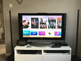 LG plasma 42inch TV for sale fully working order