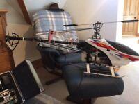 Raptor 90 se Helicopter