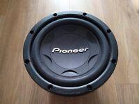 """Pioneer TS-W306C 12"""" Subwoofer 1000w max /400w nom"""