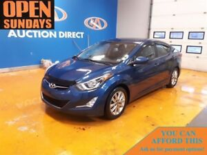 2015 Hyundai Elantra SUNROOF! ALLOYS! FINANCE NOW!