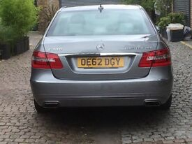 Mercedes Benz E Class 2.2 Diesel/Hybrid Aventgarde Auto 1-owner Full-History Sat-Nav Leather Seats