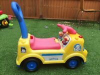 Fisher Price Push Car