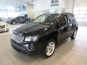 2014 Jeep Compass 2WD Limited-4 CYL-GPS