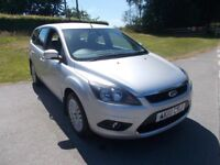 2010 10 FORD FOCUS 2.0 TITANIUM AUTO ESTATE CALL 07791629657