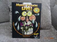 "Monty Python ""Live"" Book"