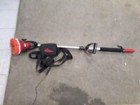 Floor Cleaning - Motor Scrubber