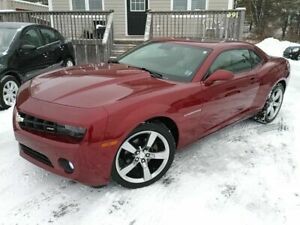 2010 Chevrolet Camaro WELL EQUIPPED RS PACKAGE