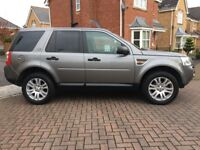 2008 57 LAND ROVER FREELANDER 2 2.2 TD4 HSE 5 DR 4X4 STATION WAGON AUTOMATIC 12 MONTH'S IMMACULATE