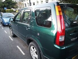 FOR SALE - 2003 Honda CR-V - most practical car in the world