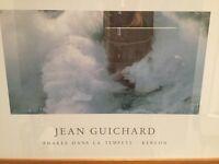 Framed Print By Jean Guichard