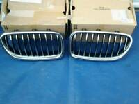 BMW grilles to fit 5 series (F10) - 2010 - 2018