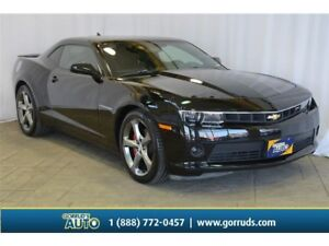 2014 Chevrolet Camaro 1LT/RS/20 INCH RIMS/POWER SUNROOF/LOW MILE