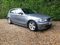 Bmw 116i sport 2004/54 low mileage,long mot,reliable,p-ex welcome,aa/rac welcome,currently insured!!