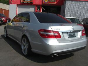 2010 Mercedes-Benz E-Class E350 4MATIC * Sunroof / Leather* London Ontario image 2