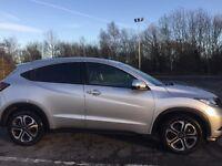 HONDA HRV TOP RANGE CAR ON OFFER ( Price Negotiable)