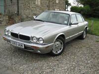 1998 Jaguar XJ8 Sports, V8 3.2