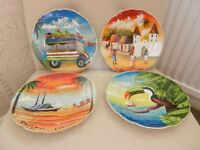 South American plates