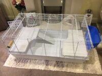 Barely Used Indoor Rabbit Cage