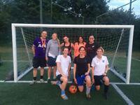 Women's 5-a-side football, Finchley