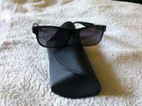 Mens New Cerruti 1881 Black Sunglasses