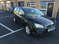 2006 Ford Focus 1.6 auto estate 12 months mot/3 months warranty(FREE MOT NEXT YEAR)