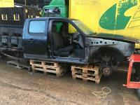 2008. Ford ranger breaking