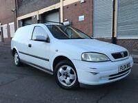 Vauxhall Astravan 2004 1.7 CDTi 16v Envoy Panel Van 3 door HUGE SPEC, NO VAT, BARGAIN