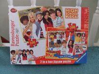 High School Musical 2 in 1 jigsaw