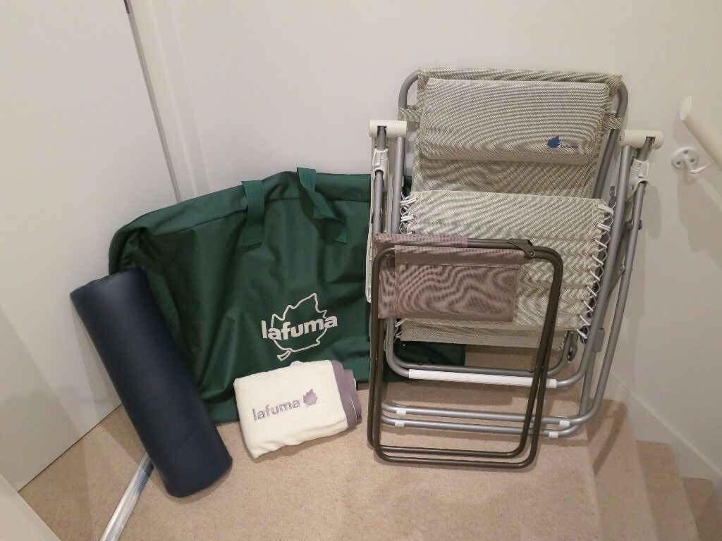 Lafuma Reflexology Chair Package Carry Bag Stool