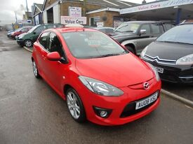 2008 08 mazda 2 1.5 sport 5 door, 1 local lady owner from new, full history. 30 + cars in stock