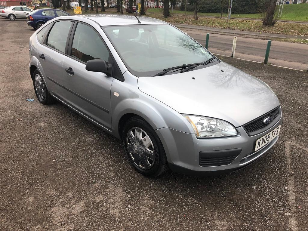 Ford Focus 05 plate service history cheap car