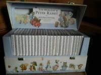 Peter rabbit book set