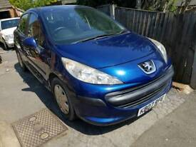 Peugeot 207 1.4 2007 MOT 2 months cluth need replace