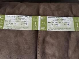 Paul chowdhry tickets