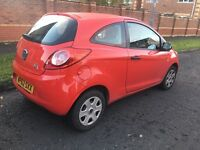 Red Ford KA FOR SALE, SALE ASAP OFFERS WELCOME