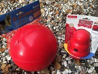 Kong dog toys £14 for both