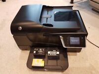 HP Officejet 6700 Premium, NOT WORKING, comes with lots of ink cartridges!