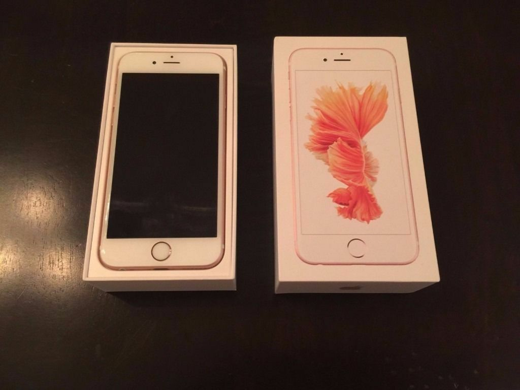 Apple iPhone 6s 64GB Rose Gold Vodafone Smartphone Boxed With Charger Smart Phonein Neasden, LondonGumtree - iPhone 6s Rose Gold Vodafone 64gb Network Vodafone Condition Good, Some Wear Time Used 1 Year Battery Life Good Touch ID Working Yes Cases Included 4 New Silicone Cases Box Included Yes Product Identifiers Brand Apple Family Line Apple iPhone Model...