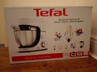 Tefal planetary mixer with accessories. Unwanted gift